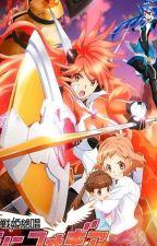 Senki Zesshou Symphogear x Author Gundam self insert(Complete) by SorenAzure777