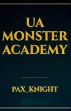U.A. Monster Academy by Acid-Knight