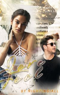lovefool // niall horan spy au cover