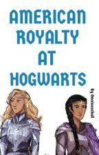 American Royalty at Hogwarts by shark_fanatic