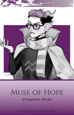 Muse Of Hope   Eridan X OC by Vagabond_Wockee