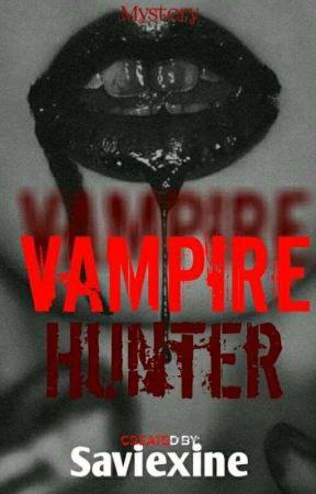 Vampire Hunter by Saviexine