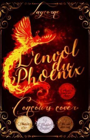 L'envol du Phoenix •Concours Cover• by _Laycorne_