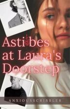 Astilbes at Laura's Doorstep ni CloudsOfYours