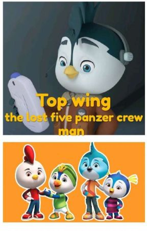 Top Wing the lost five panzer crew by PennyTheCadets