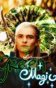 Green Magic (Legolas x reader) by