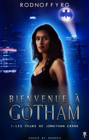 Bienvenue à Gotham - Tome 1 by rodnoffyrg