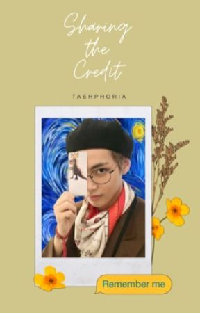SHARING THE CREDIT ✓ by taehphoria