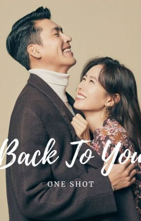 Back To You ~One Shot by LonelyNigth