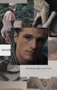 LIES //Peeta X reader.  [completed] cover