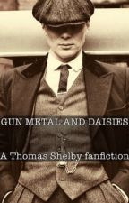 Gun metal and Daisies (Thomas Shelby) by wordless-writing