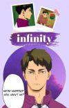 infinity | ushijima wakatoshi x reader cover