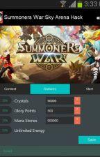 Summoners War Sky Arena Hack by Tony888