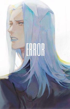 error | vento aureo oneshots by ashenburst