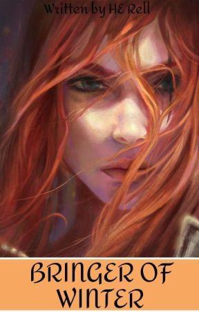 Bringer of Winter- a M/M/M Epic Fantasy Romance by herellwrites