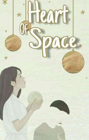 Heart Of Space by saisyahhhhh