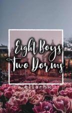 Eight Boys Two Dorms by ellarhx