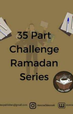 Ramadan Series by moccachinopublisher