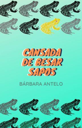 Cansada de besar sapos by Bantelo_books