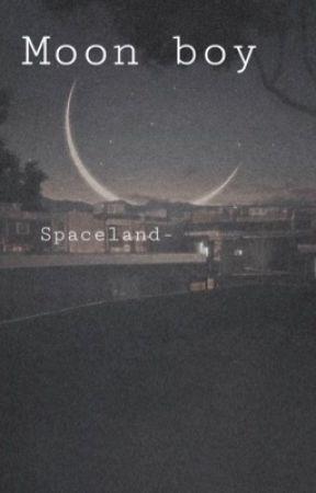 Moon boy| Tsukkiyama  by spaceland-