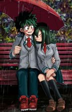 Paired together (  froppy X Deku story ) ( Maybe Lemon??? ) by KellyMcAllister1