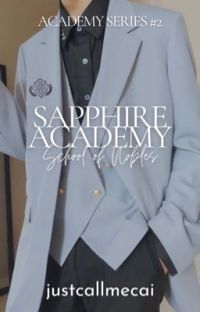 Sapphire Academy: School of Nobles cover
