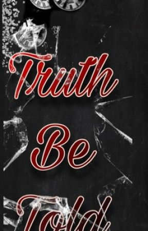 Truth Be Told by Ashanti_Thuggin200