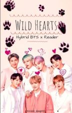 Wild Hearts  (Hybrid BTS x Reader) (kind of slow updates)  by kookie_dough97