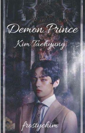 😈 Demon Prince 😈 ~  Kim Taehyung 🖤  by _frostychiminie_
