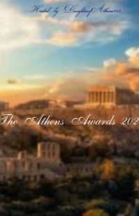 The Athens Awards 2020 cover