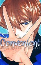 Convenient | Seto Kaiba x Reader [Yu☆Gi☆Oh!] by luna_5oo