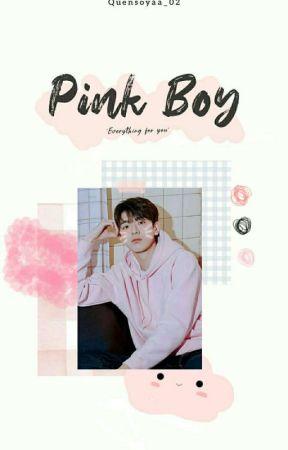 Pink Boy by QUeenexxI02