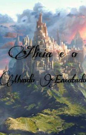 Alicia e o Mundo Encantado by Eduarda_Vanessa