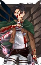 Clashing Blades (Levi X OC) by Devilish_red