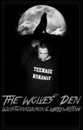 The Wolves Den {Larry Mpreg} by LarryTwinklinson