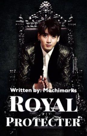 Royal Protecter |Jikook| by mochimarks