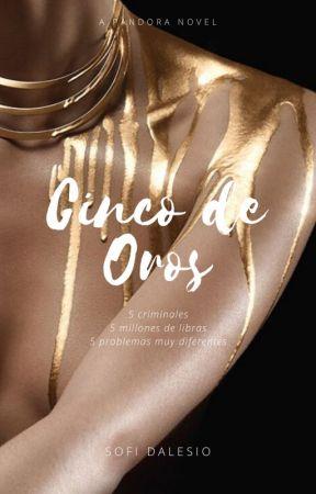 Cinco de Oros by SofiDalesio