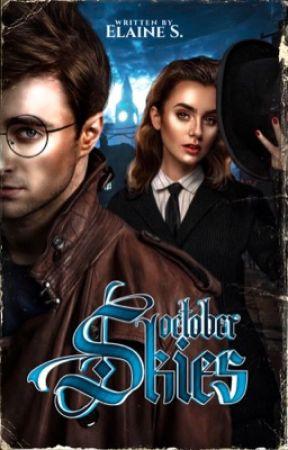 OCTOBER SKIES ━━ ❨ harry potter. ❩ by evangingtherealm