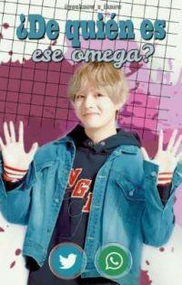 ¿De quién es ese omega? #2  KookTae/Yoonmin (Omegaverse) cover