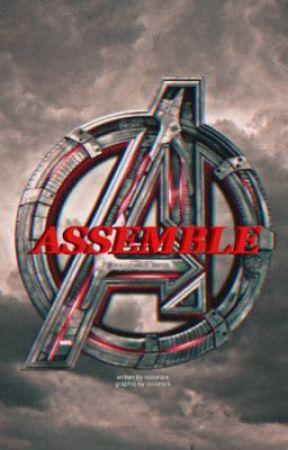 assemble ; avengers oneshots  by iicconics