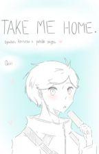 take me home. | kyouhaba by QxviQxvi