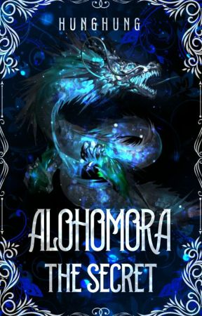 Alohomora : The Secret (End) by DellaNopyta