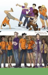 Percy Jackson One Shots cover