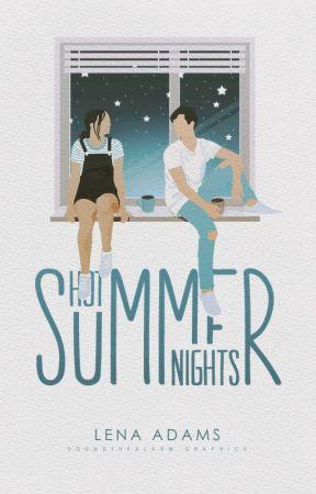 Hot Summer Nights by espressoenthusiast
