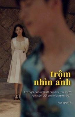 Seokjin   Trộm Nhìn Anh