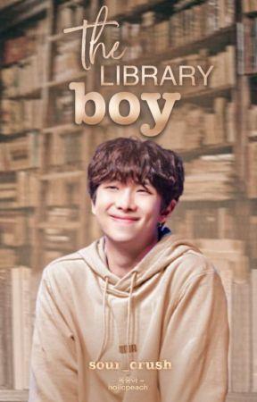 The library boy - Kim Namjoon by sour_crush