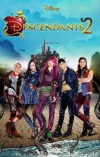 Descendants 2 x Son of the Queen of Hearts  by JacksonPro12