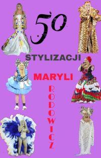 50 stylizacji Maryli Rodowicz cover
