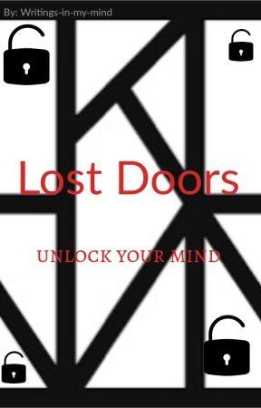 Lost Doors by Writings-in-my-mind