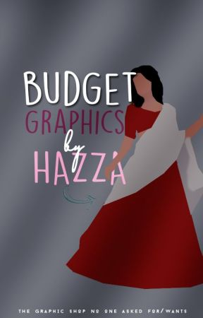 Budget Graphics by Hazza ✓ by wordsofstardust
